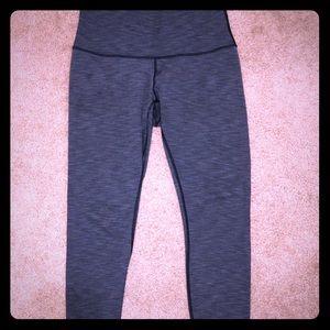 Lululemon gray pants size 10
